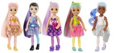 Mattel Barbie Color Reveal Błyszcząca Chelsea