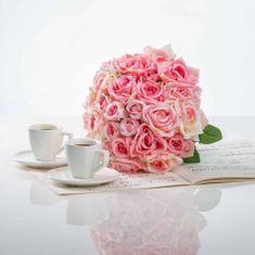 JULEST Elegantní kytička z růží VĚRA