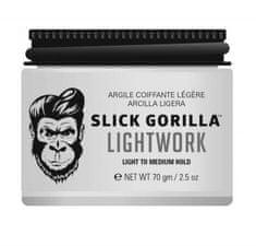 Slick Gorilla Lightwork Hlína Na Vlasy 70g