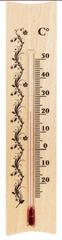 Bioterm Teploměr vnitřní - dřevěný - 011300
