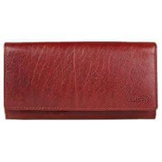 Lagen Dámská červená kožená peněženka Red V-102/T