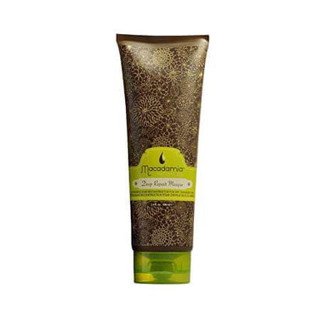 Macadamia Maszk száraz és sérült hajra (Deep Herbal Essences Repair Masque) (Mennyiség 236 ml)
