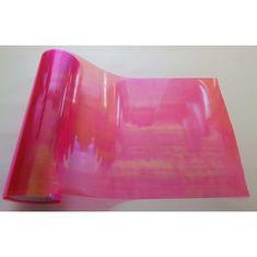 CWFoo Ružový Chameleón fólia na svetlá 30x50cm