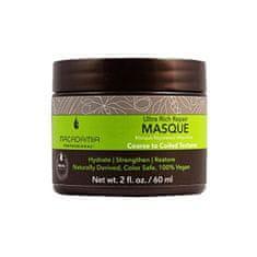 Macadamia Hĺbkovo regeneračná maska pre poškodené vlasy Ultra Rich Repair (Masque)