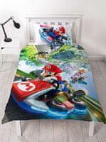 Obliečky Super Mario - Mario Kart