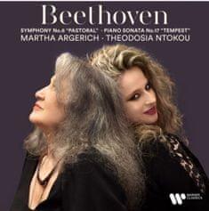 Argerich Martha / Ntokou Theodosia: Symphony No.6 - CD