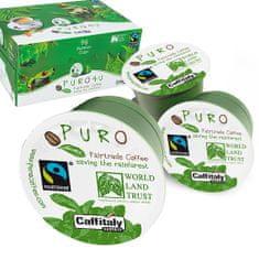 Puro káva Kapsle Fairtrade 4U kompatibilní s Tchibo - Caffitaly 96 kusů