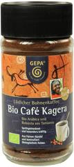 Gepa Instantní káva Fairtrade Bio Kagera 100 g
