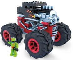 MEGA BLOKS Mega Construx Hot Wheels Monster trucks Bone Shaker