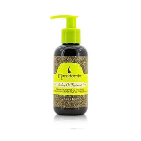 Macadamia Tápláló olaj minden hajtípushoz (Healing Oil Treatment) (Mennyiség 237 ml)