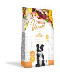 Calibra Dog Verve GF Adult Medium Chicken & Duck 12 kg