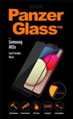 PanzerGlass zaščitno steklo Edge-to-Edge za Samsung Galaxy A02s