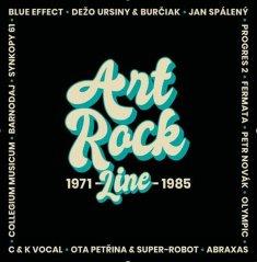 Tučný Michal, Matuška Waldemar: Art Rock Line 1971-1985 (2x CD) - CD