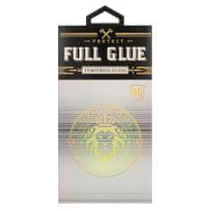 HardGlass Tvrdené sklo HARD Full Glue 5D pre HUAWEI P30 PRO - čierne