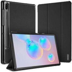 Dux Ducis Domo tok tablet Samsung Galaxy TAB S6 10.5, fekete