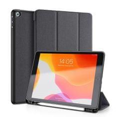 "Dux Ducis Domo tok tablet iPad 7 10.2"", fekete"