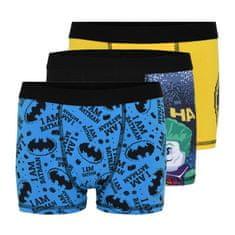 LEGO Wear 3 pack chlapčenských boxeriek Batman LW-12010057