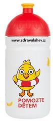 Zdravá lahev Pomôžte deťom 0,5l