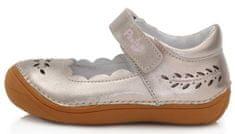 Ponte 20 dívčí kožené sandály PJ121-DA03-1-152