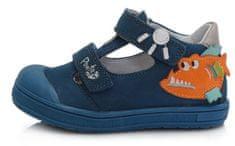 Ponte 20 chlapecké kožené sandály PJ121-DA03-1-881A