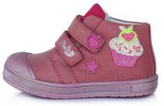 Ponte 20 dívčí kožená kotníčková obuv PP121-DA03-1-718