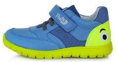 Ponte 20 fiú bőr sportcipő PP121-DA07-1-140