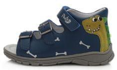 Ponte 20 kožne sandale za dječake PS121-DA05-1-918