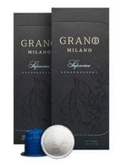 Grano Milano Káva SUPREMO (10 kávové kapsule)