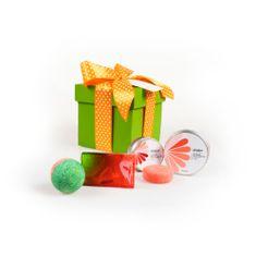 WeAreSoap London Originálny darček pre kúpeľ a telo FruitExplosion Gift