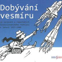 Various: Dobývání vesmíru - MP3-CD