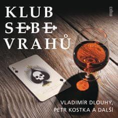 Stevenson Robert Louis: Klub sebevrahů - MP3-CD