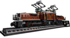 LEGO Creator Expert 10277 Lokomotíva Krokodíl