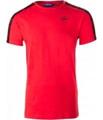 Gorilla wear CHESTER T-SHIRT - RED/BLACK - Gorilla Wear XXL