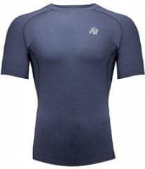 Gorilla wear LEWIS T-SHIRT NAVY BLUE - Gorilla Wear XL
