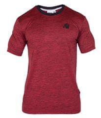 Gorilla wear ROY T-SHIRT RED/BLACK - Gorilla Wear M