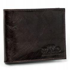 Always Wild Luxusní pánská peněženka Pierre, černá