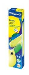 Pelikan Roler Twist naliv pero (2), neon žuto, u kutiji
