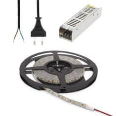 PHENOM Sada LED pásky 9,6W / m 4200K 5m + zdroj 60W + pripojovací kábel