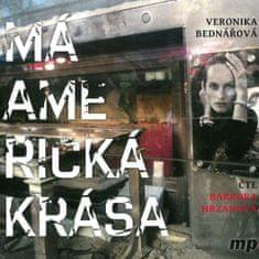 Bednářová Veronika: Má americká krása - MP3-CD