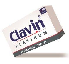 Clavin Platinum 20kapslí