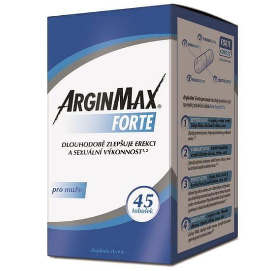 ArginMax Forte pre mužov 45kapsúl