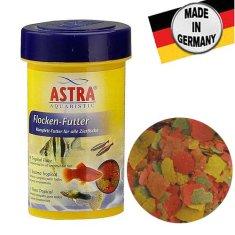 Astra FLOCKEN-FUTTER 100ml kompletní vločkové krmivo pro všechny druhy akvarijních ryb