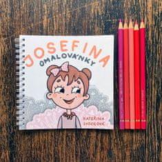 byKeiti omalovánky Josefína (+bonus e-book)