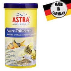 Astra FUTTER TABLETTEN 250ml / 675tbl. / 160g základní tabletové krmivo