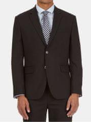 Burton černé tailored fit sako