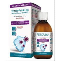 Simply you STOPVIRUS Medical sirup Dr. Weiss 100 + 50 ml NAVYŠE