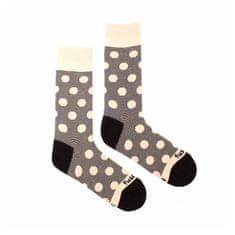 Fusakle Veselé ponožky chameleon albín (--0796)