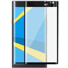 Oem Full-Cover 3D tvrdené sklo pre BlackBerry Priv - čierne