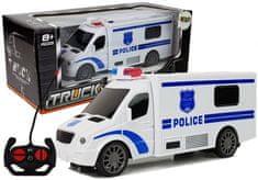 Pelegrino Auto RC polícia, zvuk, svetlá 27Mhz