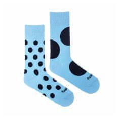 Fusakle Veselé ponožky diskoš azúro (--1082)